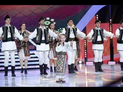 Anastasia Ciobanu – Marea finala [Canta O Piesa Din Repertoriul Folcloric] Video