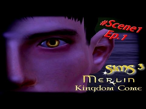 [Sims 3] Merlin 6: Kingdom Come | Ep. 1: Rise and Shine | #1 [Subtitles]
