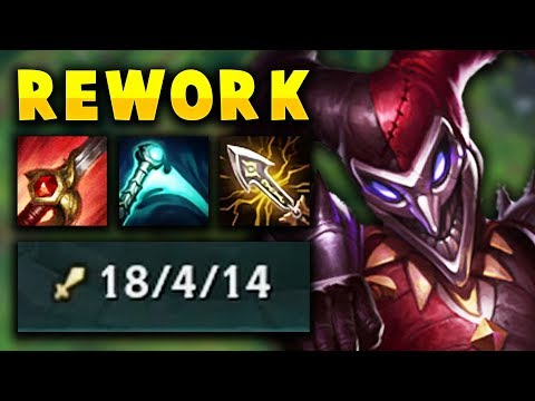 Shaco Rework is FINALLY HERE!! New Crit Build for  Patch 9.20 ft. Zwag | League of Legends