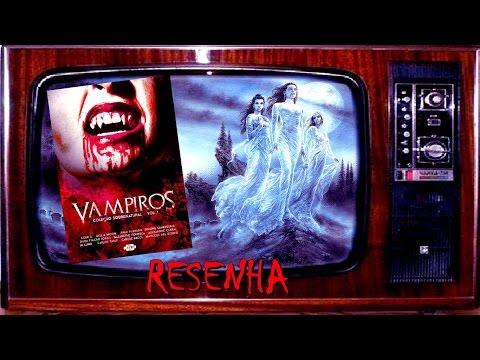 [RESENHA] Coleção Sobrenatural #1: Vampiros - Duda Falcão, Giulia Moon, Nazarethe Fonseca e mais...
