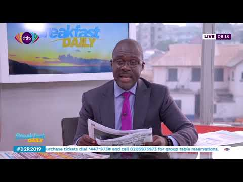 News Review on Breakfast Daily - 09/12/2019
