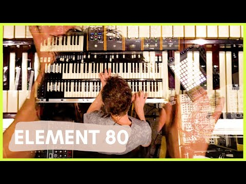 NEW HAMMOND SOUND PROJECT - Element 80