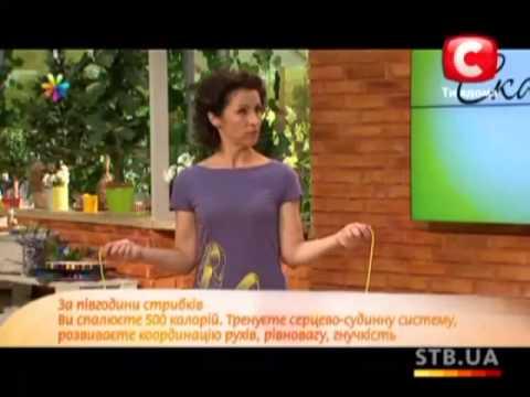 Видео упражнения для похудения с игорем обуховским