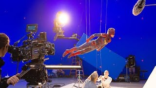 Avengers Endgame Behind the Scenes set video with RDJ!