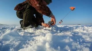 Рыболовные места в челябинской области зимой