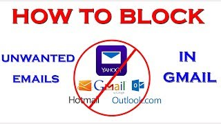How to Block Spam On Gmail || Block Unwanted Ads/promotion On Gmail.