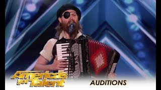 The Judges HATE Him But FUNNY Guy Wins Over The Crowd! | America's Got Talent 2018