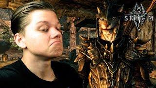 ДРАКОНЬЯ БРОНЯ ◄► The Elder Scrolls V: Skyrim #96