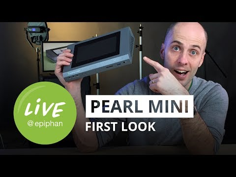 Pearl Mini - First look