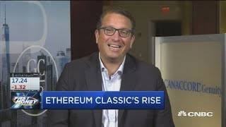 Ethereum classic takes the spotlight, and here