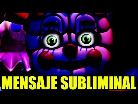 El Mensaje Subliminal Que No Viste En El Trailer De Five Nights At Freddy's Sister Location