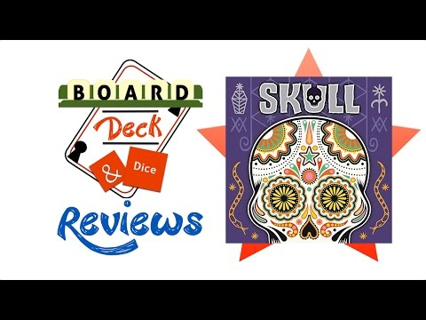 Board, Deck & Dice Review #70 - Skull