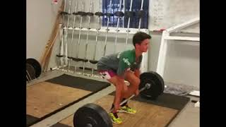Solid Deadlift at 14