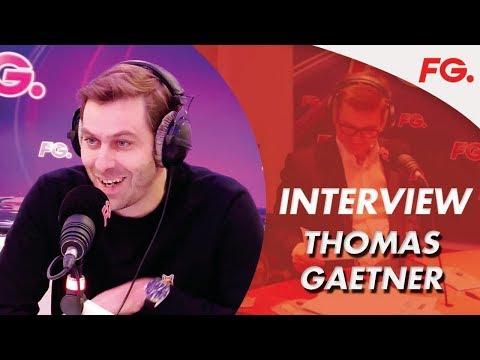 THOMAS GAETNER | INTERVIEW | HAPPY HOUR | RADIO FG