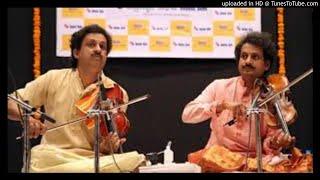 SArasAkSa ParipAlaya-pantuvarALi - Swati Tirunal - Mysore Brothers