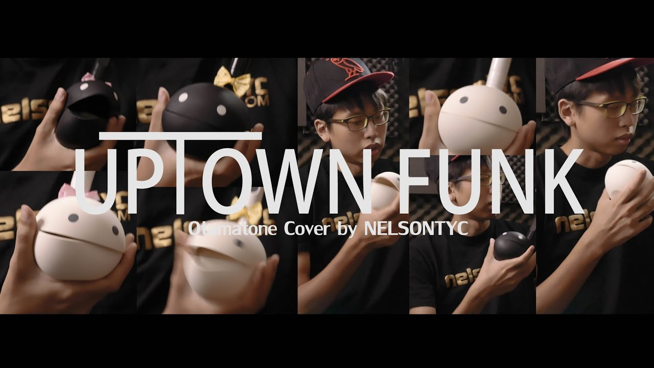 Mark Ronson – Uptown Funk (Otamatone Cover by NELSONTYC)