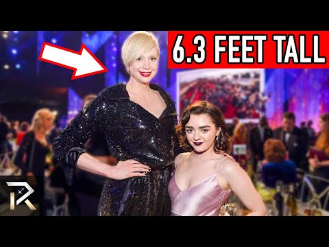10 Tallest Women in Hollywood