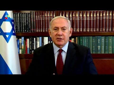 Netanyahu on White Helmets: