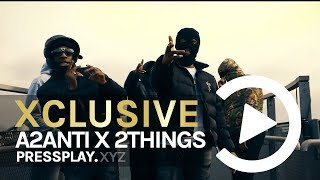#12A A2anti X 2Things - T.R.A.P (Music Video)