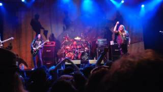 "Sebastian Bach - ""Rock N' Roll Is A Vicious Game"" (April Wine Cover) - Live 2016"