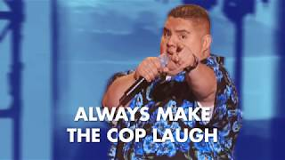 Throwback Thursday: Always Make The Cop Laugh | Gabriel Iglesias