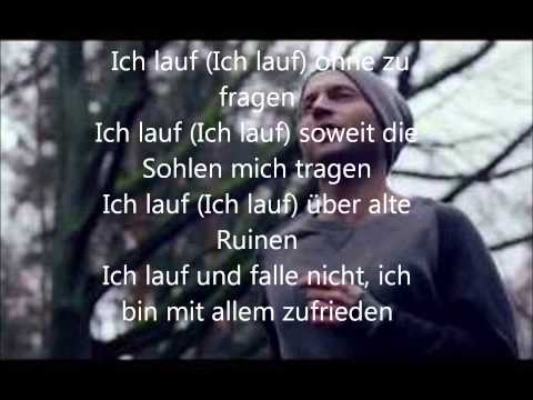 Chakuza-Ich Lauf +Lyrics+
