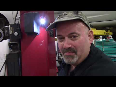 Der Aufwand des Benzins des Panzers