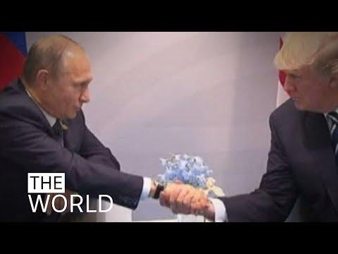 The best bits of the Putin-Trump 'bromance'