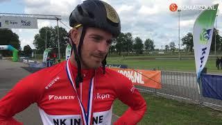 Ingmar Berga pakt eerste nationale marathontitel: 'Toch zuur als 'ie ontbreekt'