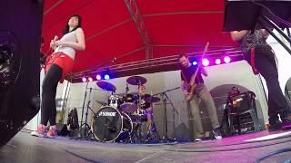 Video Majvely - Bouře (živě na Rock@FIT 2018)