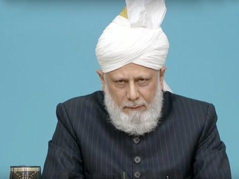 Die Eigenschaften wahrer Ahmadi-Muslime
