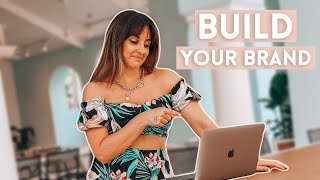 How to build your personal brand in 2020 (GROW on social media)