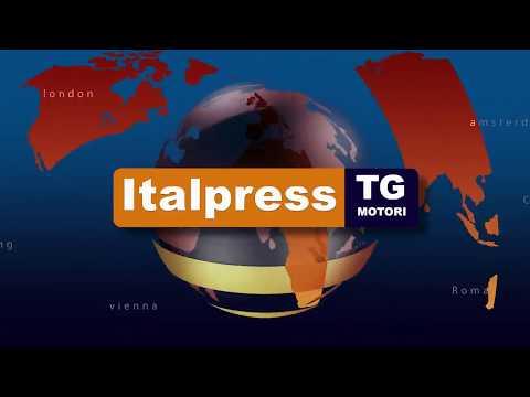 TG MOTORI ITALPRESS MARTEDI' 4 GENNAIO 2019