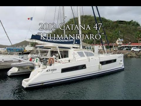 Catana 47 video
