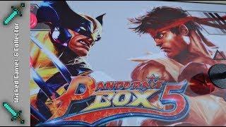 3A Game Company *2018 Version* Pandora's Box 5 / 960 Games / Plug n Play Arcade Fight Stick / 720p