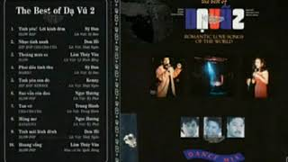 CD The Best Of Dạ Vũ 2   Nini, Vina Uyển My, Hạ Vy