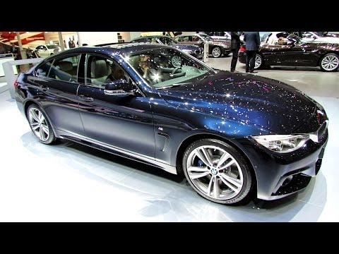 2015 BMW 4-Series 435i Gran Coupe - Exterior, Interior Walkaround