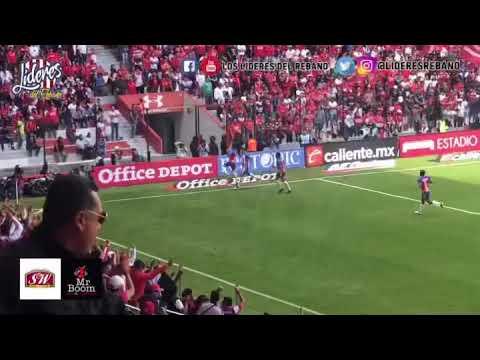 "Gol de Chivas! ""Chofis"" 1-1"