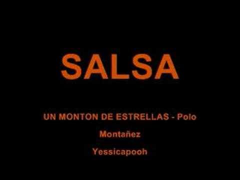 SALSA - UN MONTON ESTRELLAS Polo Montañez