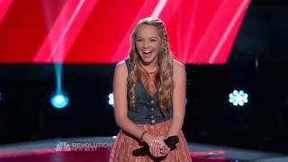 The Voice 2013 Blind Audition Season 4 Danielle Bradbery