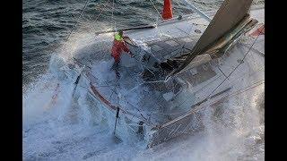 IMOCA 60 vs VO65   The Ocean Race