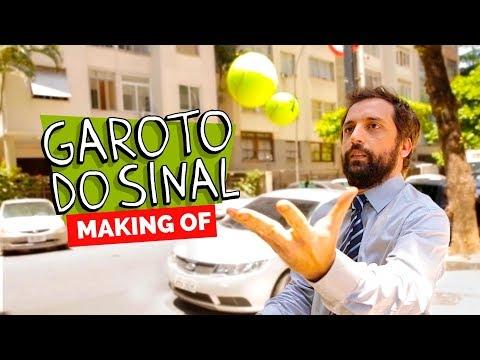 MAKING OF - GAROTO DO SINAL