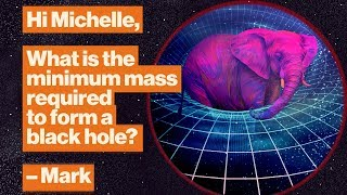 How to make a black hole | NASA's Michelle Thaller | Big Think