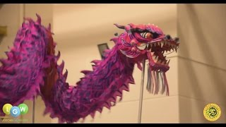 An Introduction To Dragon Dance In Singapore