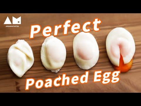 如何簡單的做出完美的水波蛋