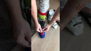Zipfit Ski Boot Liners: How To Put Em On And Take Em Off