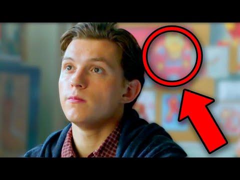 SPIDERMAN FAR FROM HOME Trailer Breakdown! Endgame Easter Eggs & Details You Missed!