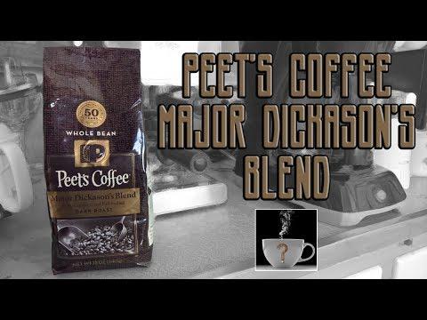 Peet's Coffee - Major Dikason's Blend  [ Should I Drink This ]