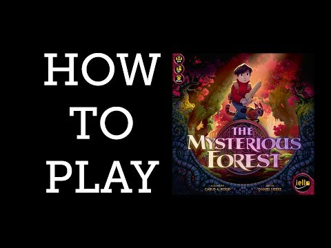 How to Play - The Mysterious Forest