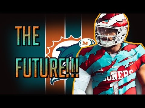 THE MIAMI DOLPHINS NEED TO DRAFT KYLER MURRAY IF AVAILABLE! I HAVE FACTS! @1KFLeXin | Dolphins fan